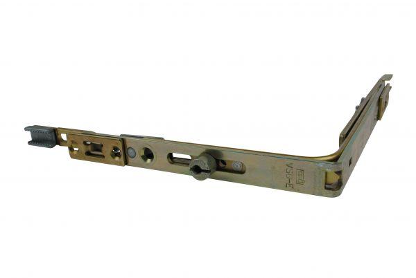 SIEGENIA Eckumlenkung VSO-E 140x140 mm, mit Excenterbolzen