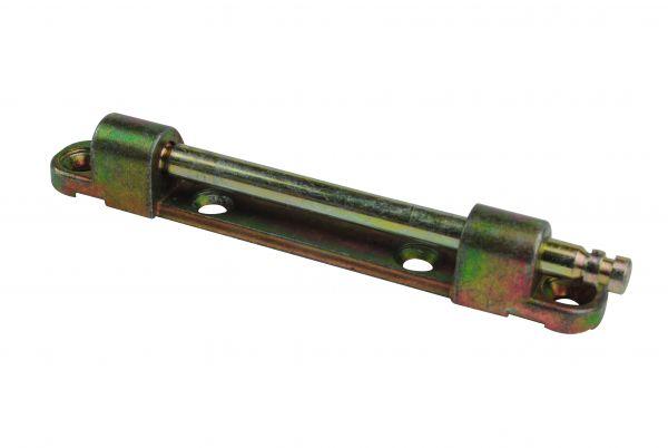 Siegenia Scherenlager, für Holz- / Kunststoff-Fenster, Aufnahme wie Sche.la. 073, L=103mm, generalüberholt