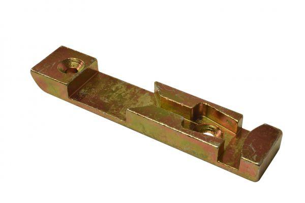 Weidtmann Kippschließstück 116-K02E, für Holz- und Kunststoff-Fenster