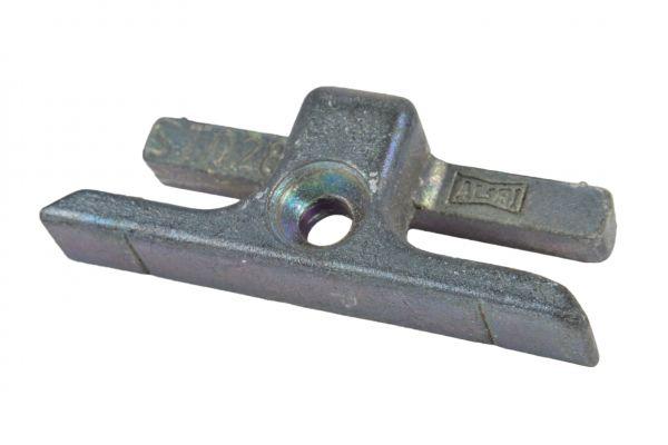 AUBI Schließstück ST028, für Holz- und Kunststoff-Fenster