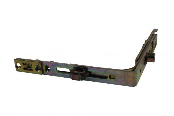 SIEGENIA Eckumlenkung VSU/TBT 140x140mm, mit Excenterbolzen