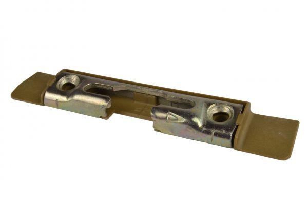 Siegenia Sicherheits-Schließstück 1362, zum Kippen und Schließen, Material: Stahl