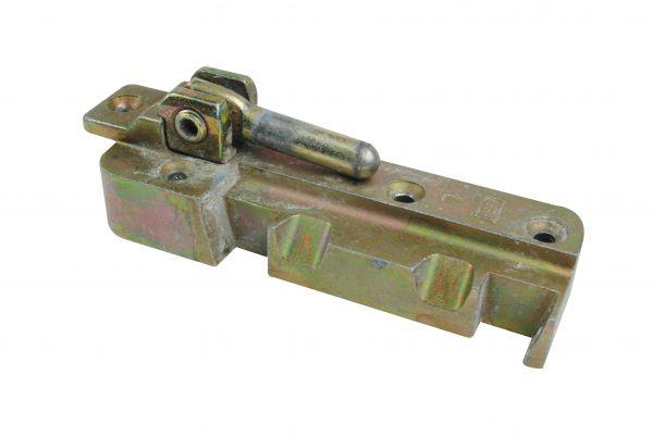Siegenia Ecklager für Holzfenster DIN L, L=112mm, B=31mm, generalüberholt