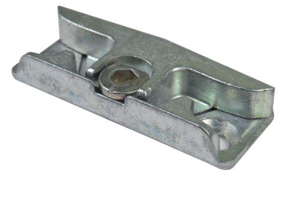 ROTO Schließstück Centro 100, 6482341800, für Holz- und Kunststofffe., 18mm Falz