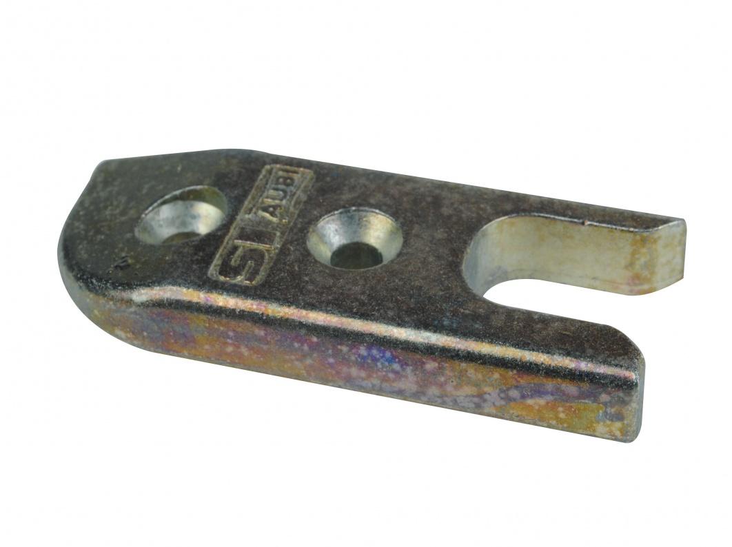 silbe ROTO Schließstück 84823006800R für Holz- und Kunststoff-Fenster rechts