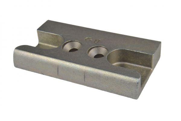 GU Schließstück 9-42654-30, für Holz-und Kunststoff-Fenster, zum Aufschrauben
