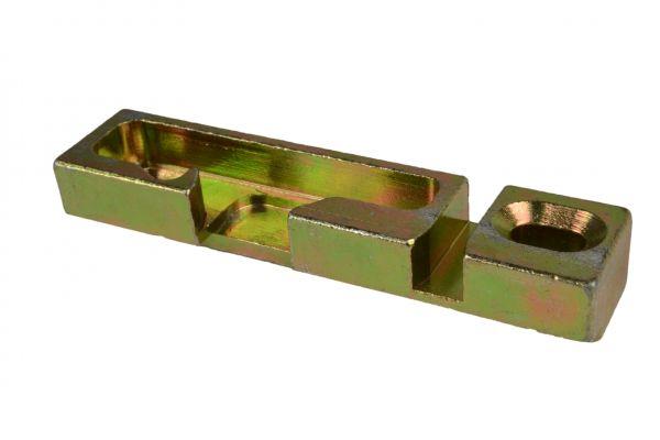 ROTO Kippschließblech R 509 E 44-1, mit breitem Rücken, DIN L, 12mm hoch