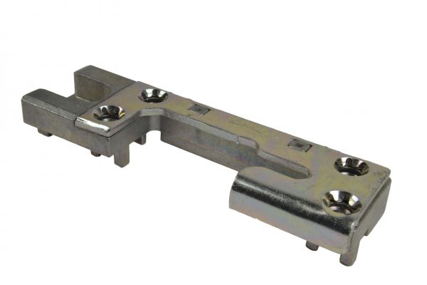 AUBI Sicherheits-Schließstück ES843L, zum Schließen, für Kunststoff-Fenster