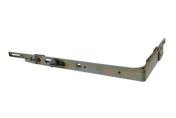 SIEGENIA Eckumlenkung VSO 120x200 mm, gebraucht, für Lochstange
