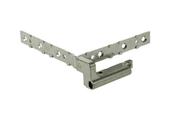 GU Eckband / Flügelfalzband 9-36610L (links), für Holz-und Kunststoff-Fenster