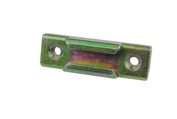 SIEGENIA Schließstück ES900, für Kunststoff-Fenster, für Pilzkopfverschluss
