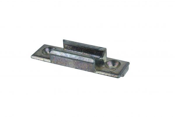 SIEGENIA Schließstück ES380, für Holz-Fenster, für Pilzkopfverschluss