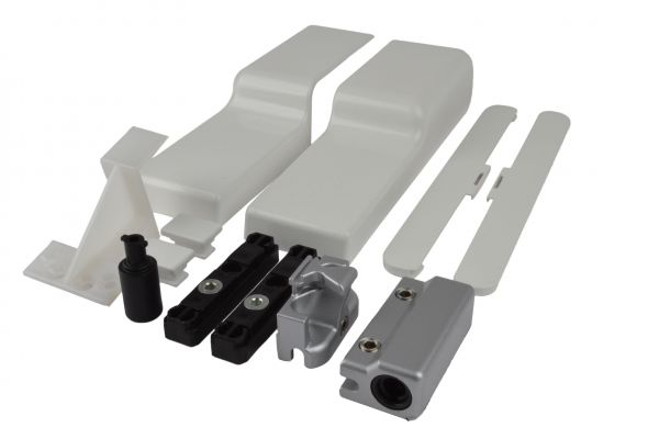 GU Zubehörkarton für PSK-Türen K-15275, klein, Farbe weiß