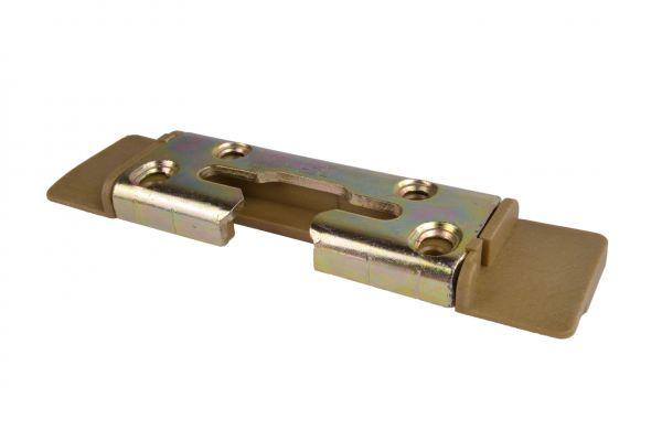 Siegenia Sicherheits-Schließstück 2180, zum Kippen und Schließen, Material: Stahl