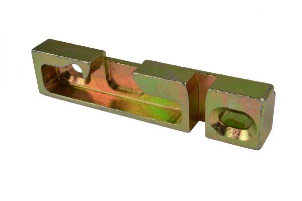 ROTO Kippschließblech R 509 E 44-2, mit breitem Rücken, DIN R, 12mm hoch