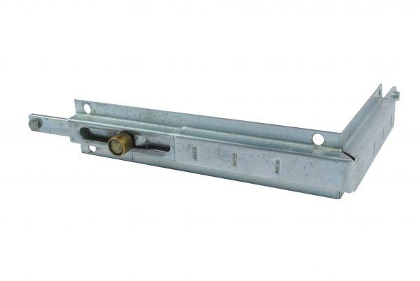 ROPLASTO Eckumlenkung 90x150mm, 1 Rollzapfen, für Lochstange, generalüberholt