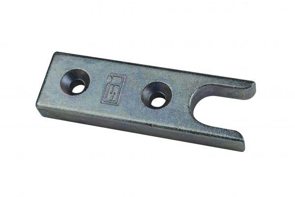 SIEGENIA Schließstück 520, für Kunststoff-Fenster