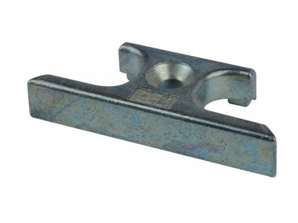 SIEGENIA Schließstück 804, für Holz- und Kunststoff-Fenster