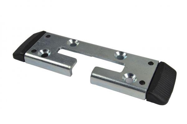 SCHÜRING Sicherheits-Schließstück Nr. 24, für Kunststoff-Fenster, rechts, T=32mm L70mm