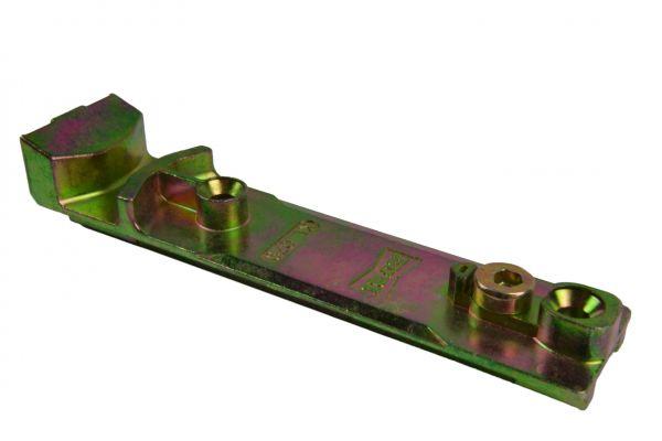 AUBI Kippschließstück KL079, für Holz- und Kunststoff-Fenster, generalüberholt