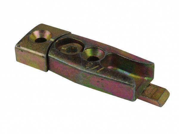ROTO Schließstück 6482314000, R604 C51, 7.8 mit 8mm Rücken, generalüberholt