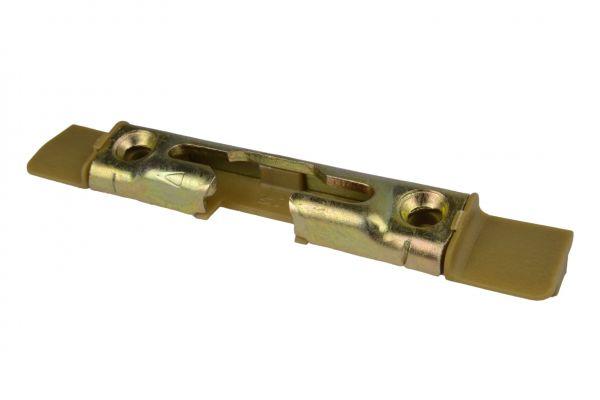 Siegenia Sicherheits-Schließstück 0807, zum Kippen und Schließen, Material: Stahl