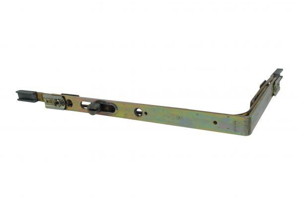 SIEGENIA Eckumlenkung VSO 120x200 mm, gebraucht, für Zahnstange