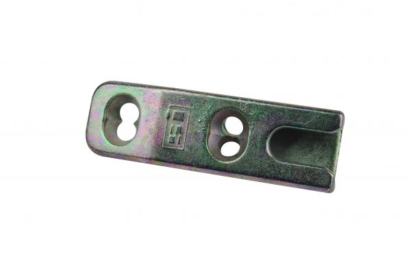 SIEGENIA Schließstück ES1363, für Holz- und Kunststoff-Fenster