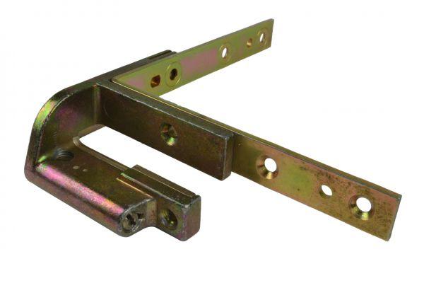 GU Eckband / Flügelfalzband 8-719L (links), für Holz-und Kunststoff-Fenster