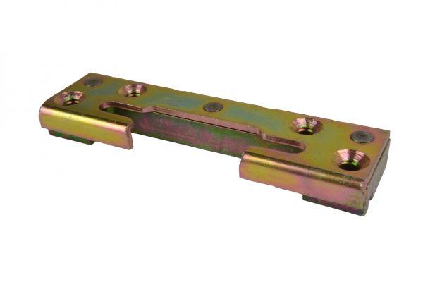 Siegenia Sicherheits-Schließstück 2200, zum Kippen und Schließen, Material: Stahl