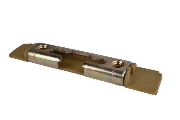 Siegenia Sicherheits-Schließstück 1220, zum Kippen und Schließen, Material: Stahl