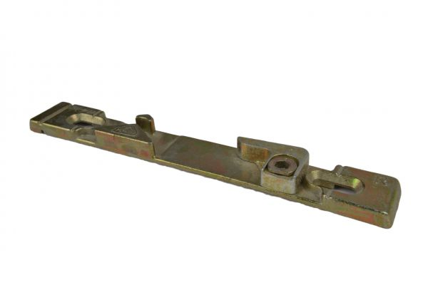 ROTO Schließplatte K608 C19 R 621207170R, für Holz- und Kunststoff-Fenster