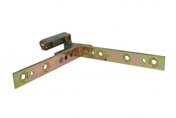 Siegenia Falzeckband mit DIN R, gleichschenklig, 122x122mm, generalüberholt